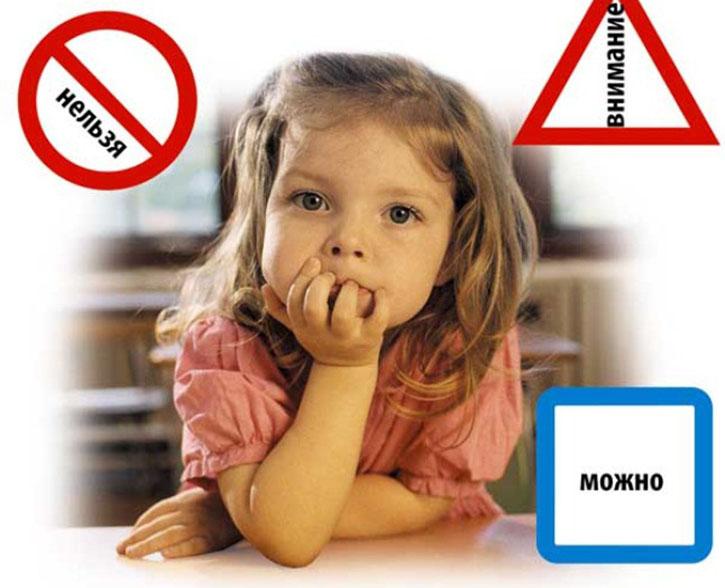Безопасность трехлетнего ребенка дома