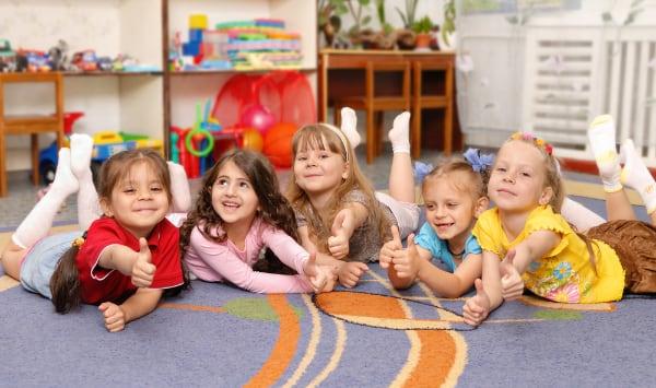 Социальная адаптация детей через детские садики