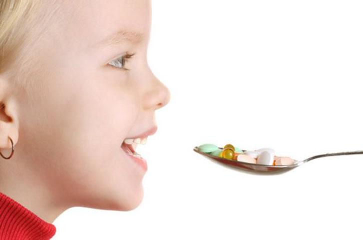 Витамины для детей: когда и как принимать
